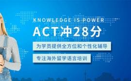 ACT冲28分3人班